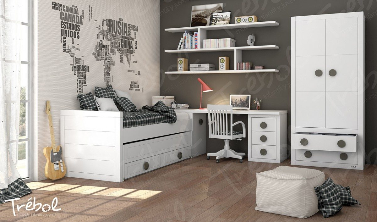 cama nido compacta