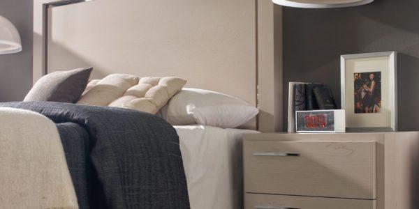 dormitorio castaño volga