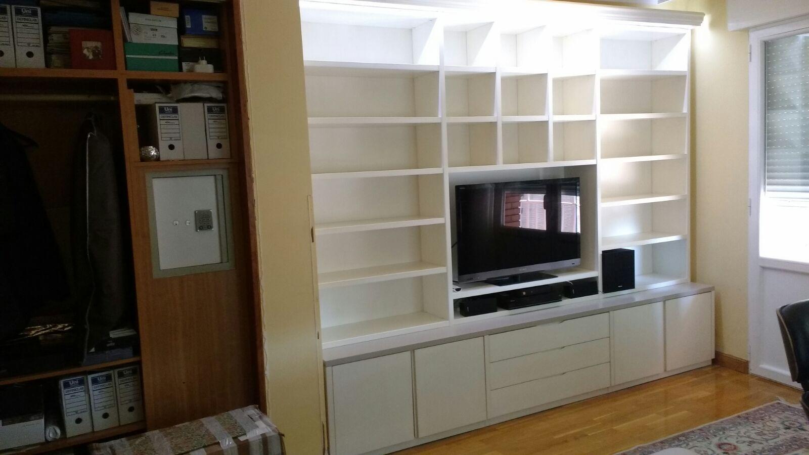 Mobiliario hd fabricaci n de muebles a medida en n jera for Muebles de oficina logrono