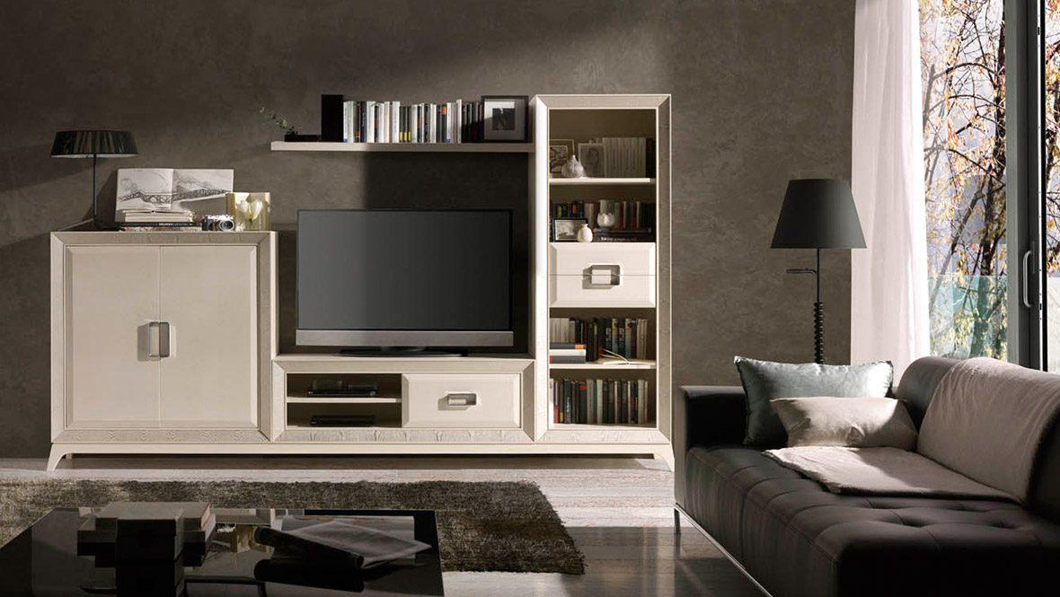 Sal n modular touch mobiliario hd for Muebles naviarcos jerez