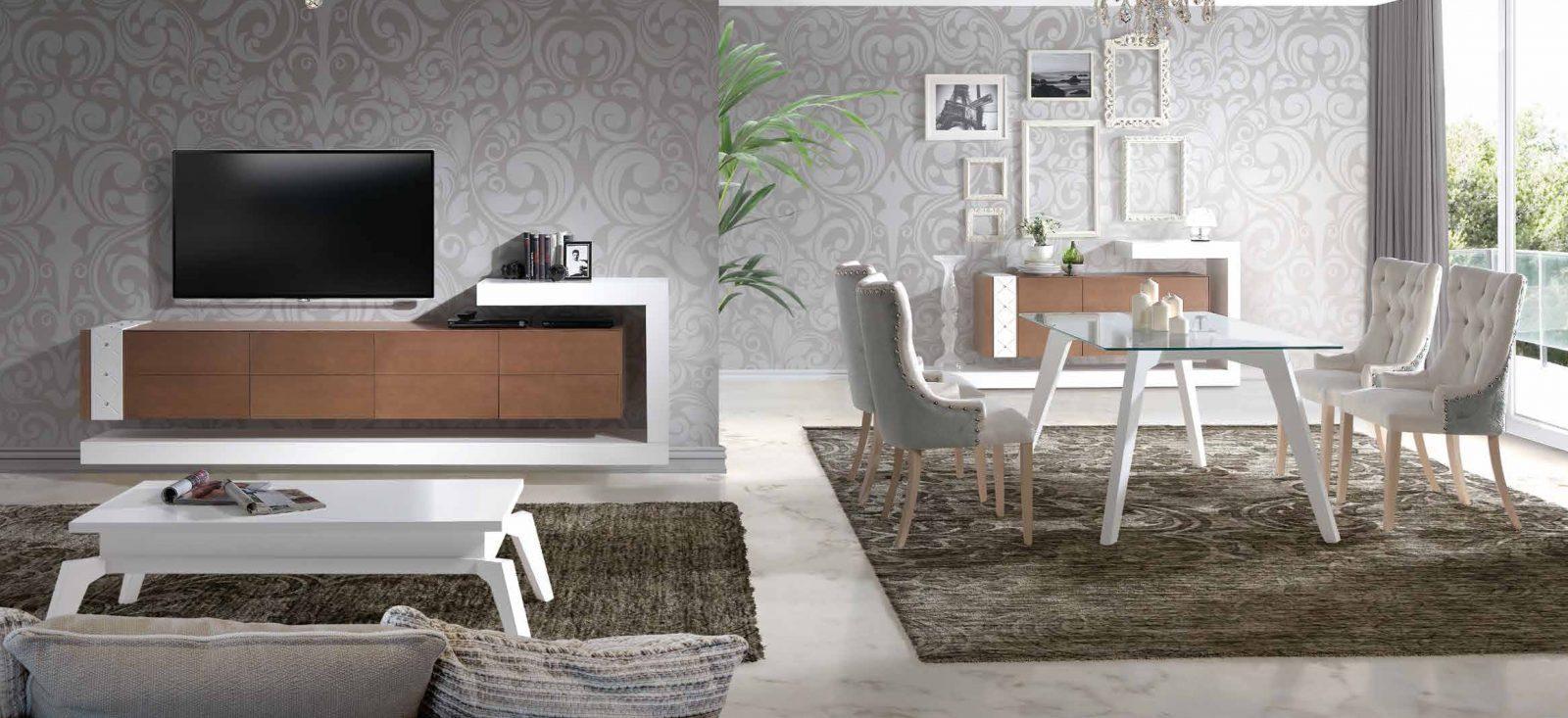 Salon comedor Venecia - Mobiliario HD