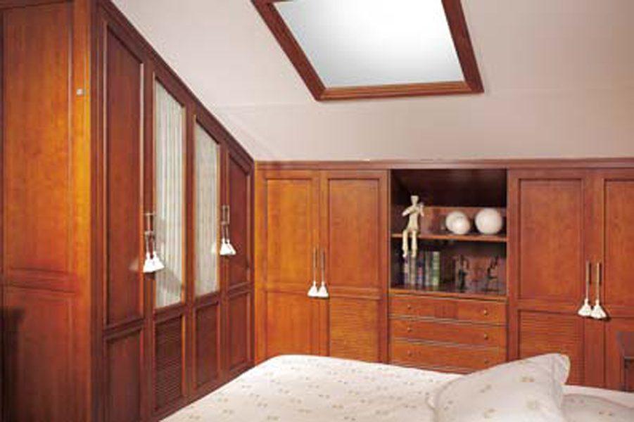 armarios abuhardillados mobiliario hd