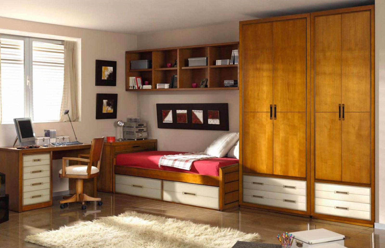 Mueble madera juvenil 20170830215123 for Mueble compacto juvenil