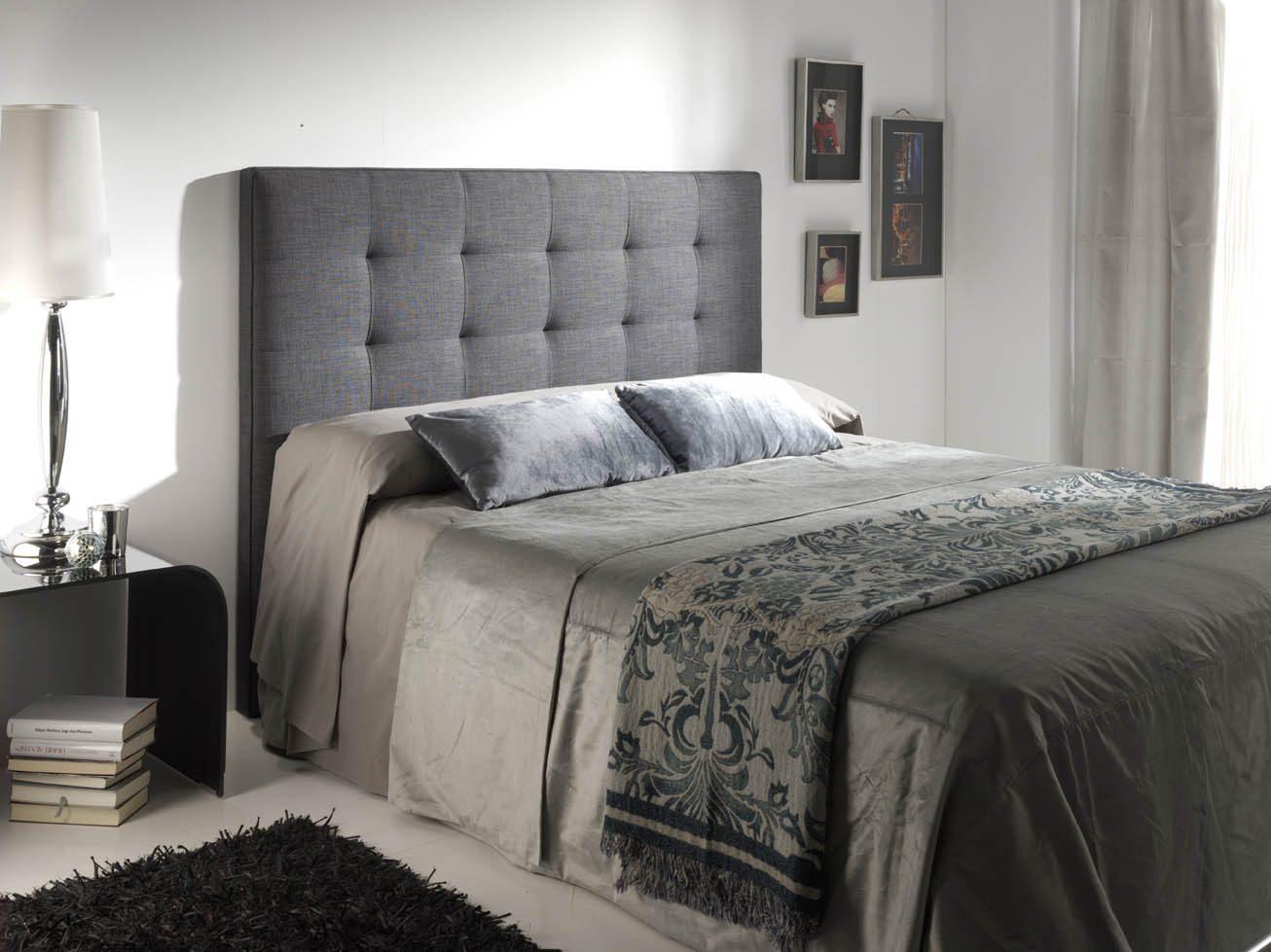 Cabeceros tapizados mobiliario hd - Cabeceros tapizados tela ...
