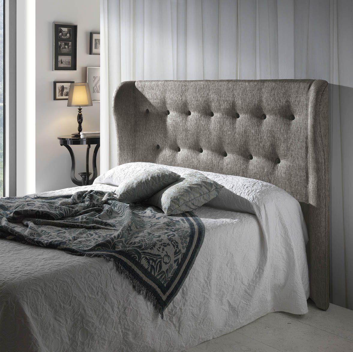 Cabeceros tapizados mobiliario hd - Cabeceros de cama acolchados ...