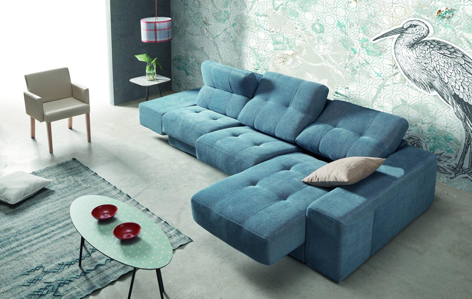 sofa con chaise longe