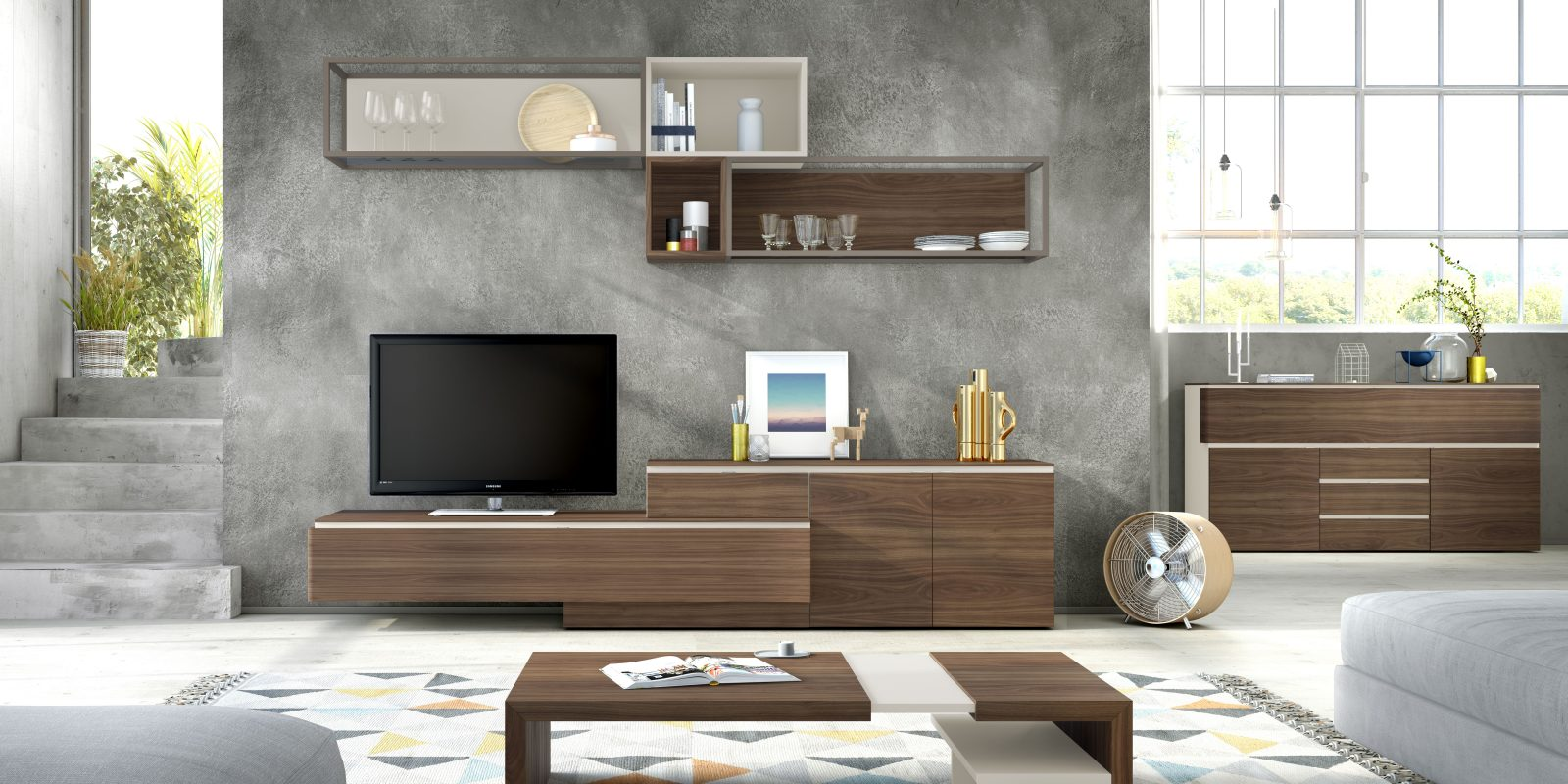 Sal n modular up mobiliario hd - Salones aqualandia valencia ...