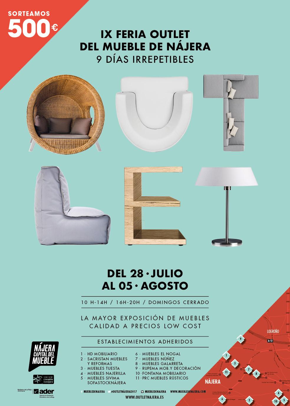 Ix Feria Outlet Del Mueble En N Jera Archivos Mobiliario Hd # Muebles Najerilla