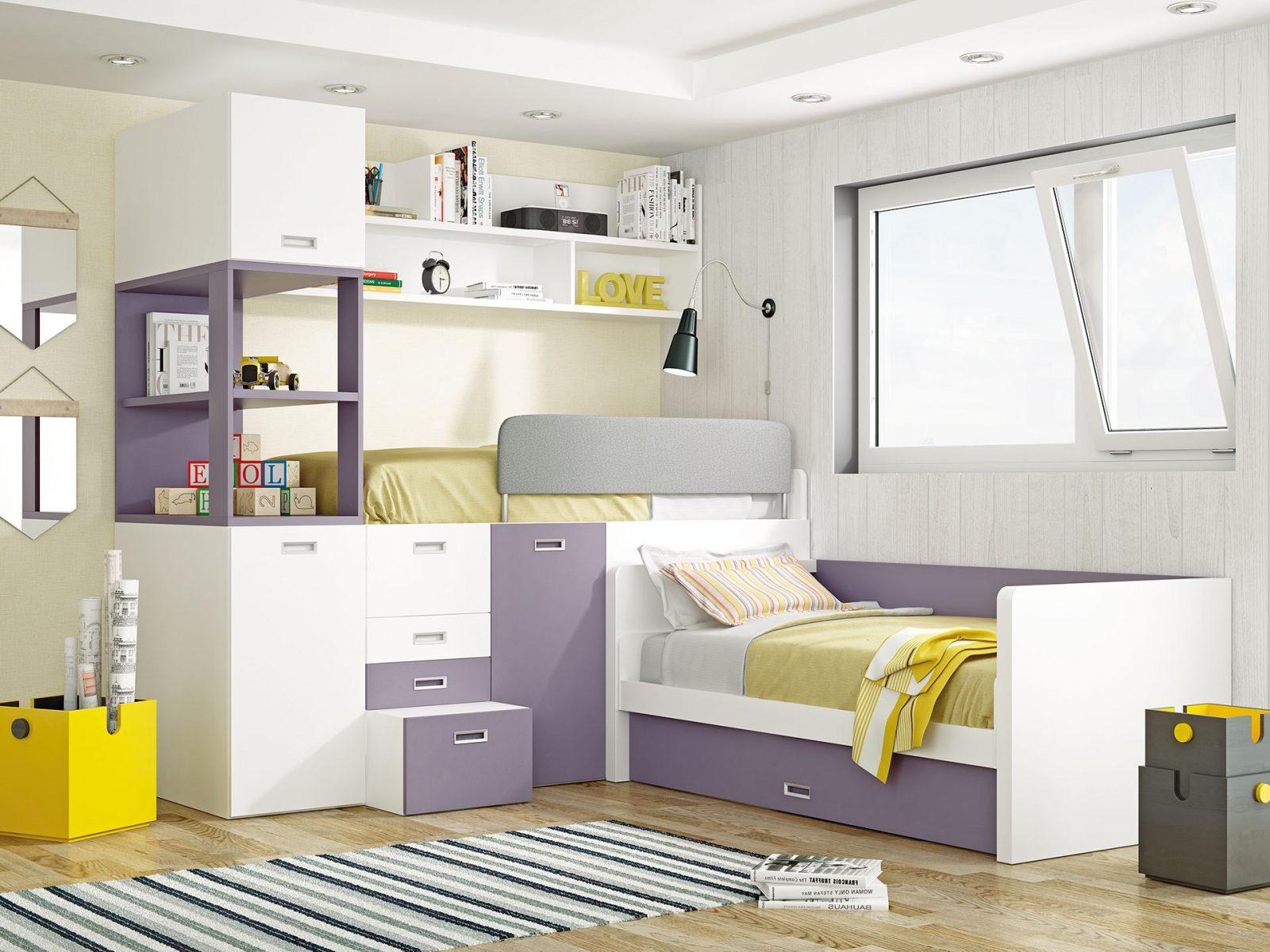 Mobiliario hd fabricaci n de muebles a medida en n jera - Mueble juvenil diseno ...