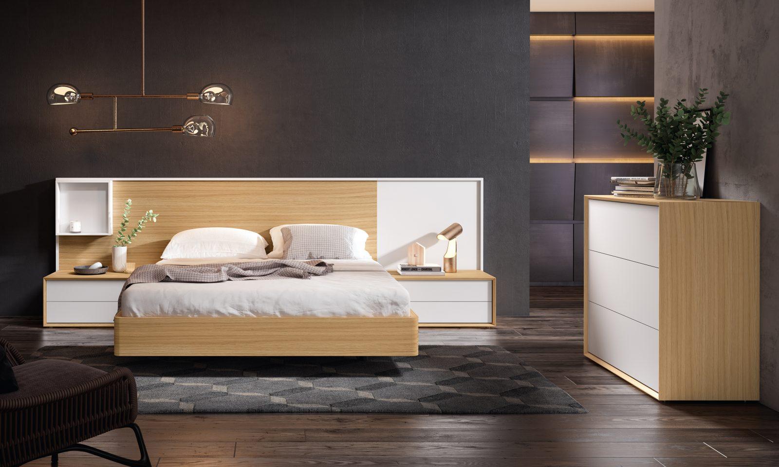 Mobiliario hd fabricaci n de muebles a medida en n jera for Dormitorios modernos para parejas